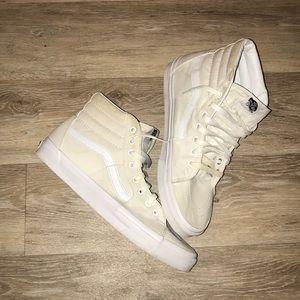Vans high top men's shoe